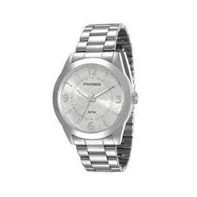 Relógio Feminino Mondaine Aço Original - 78572lomvna2