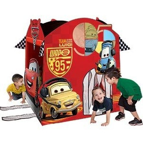 Juguete Disney Pixar Cars2 Deluxe Playhouse