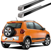 Rack Thule Completo Para Vw Cross Fox 2016 Squarebar 761