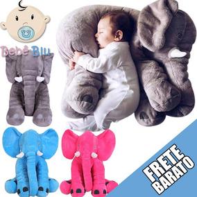 Bebê Travesseiro Elefante Almofada Pelúcia Amamentação