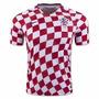 Camisa Croacia Camiseta Seleção Croata 2017 Frete Gratis