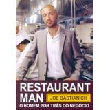 Restaurante Man - O Homem Por Tras Do Negocio - Tapioca