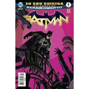 Renascimento Batman 6 Chegou!! Promoção!! Lacrada