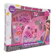 Maquillaje De Juguete Set De Belleza Completo Para Nenas