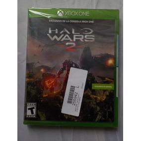 Halo Wars 2 Fisico Nuevo Y Sellado + Envío Gratis