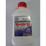 Liquido De Freno Wander Wanderlik Dot 3 X 200cc.