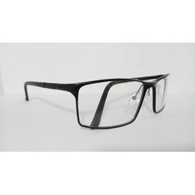 Óculos Acetato Masculino Tamanho 55 Preto Ref.freedom · Óculos Grande  Armação Metal Masculino Tamanho 61 Preta 707519b83c