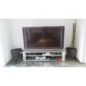 Televisor Sony Lcd 60 Pulgadas Hdtv Kdf-e60a20 Con Home Thea