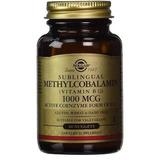 Vitamina B12 Meti Sublingual 1000 Mcg X 60 Import Usa