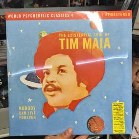 Lp Tim Maia - World Psychedelic Classics 4 Duplo E Importado