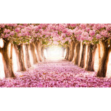 Painel Paisagem Floresta Encantada 4x2 -envio 48h Display