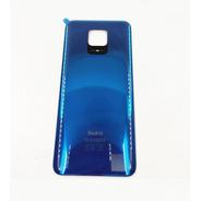 Tampa Traseira Redmi Note 9s Carcaça Original Xiaomi