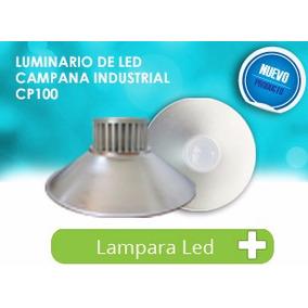 Lampara Tipo Campana 100w Industrial Con Cadena