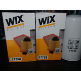 Filtro Aceite 51158 Wix / W-2801 Dongfeng, Internacional