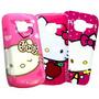Funda Tapa Acrilica Nokia C3 Hello Kitty Varios Diseños Mc