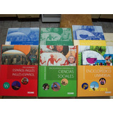 Dicci.enciclopedico+dicc.ing/esp.+enc.ciencias Sociales.