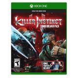 Jogo Killer Instinct - Xbox One - Mídia Física - Brasília Df