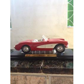 Chevrolet Corvette 1957 Maisto 1/18 Raro