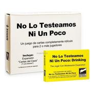 No Lo Testeamos Ni Un Poco + Drinking Previa Mesa Bureau