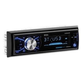 Estereo Boss 632 Uab Mp3 Usb Bluetooth Sd Desmontable Aux