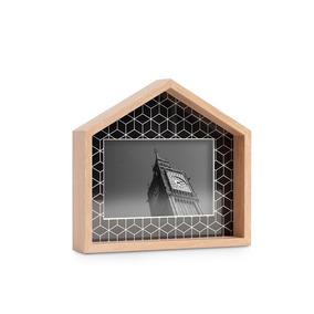 Portarretratos Marco Para Fotos Box Diseño Casa Prestigio