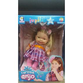 Boneca Carinha De Anjo - Dulce Maria