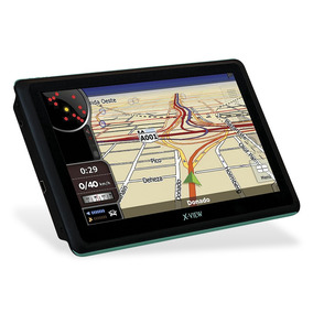 Gps X-view Navigator 7 Tv Digital 7 Sistema Igo Tda