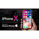 Iphone X 256gb Sellados Gtia Oficial Apple Salta Jujuy Envio