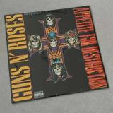 Vinil Lp Guns N Roses Appetite For Destruction 180g Lacrado