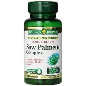 Bounty Extra Fuerte De La Naturaleza Saw Palmetto Complex 12