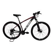 Bicicleta Mtb Alum 29 Ksw Shimano 27 Vel Freio Disco Hidrául