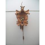Antiguo Reloj Cucu Germany Coleccionista