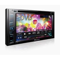 Dvd Player Pioneer Avh-298bt Bluetooth 2din Multimidia Auto