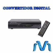Convertidor Digital Para Ver Canales En Hd 1.3