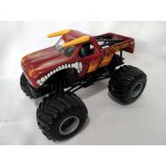 Camioneta El Toro Loco Monster Jam Hot Wheels  Mattel