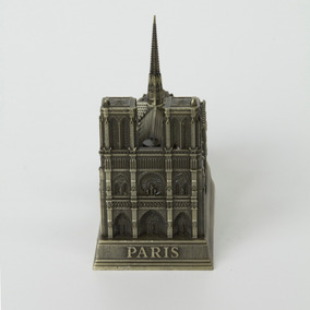 Catedral Notre Dame Réplica Decorativa Presentes Festa Paris