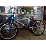 Bicicleta Ring 20 Kamikaze Rines De Aluminio Color Blanco