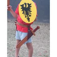 Juego Porta Espada Y Espada Vikinga Baum