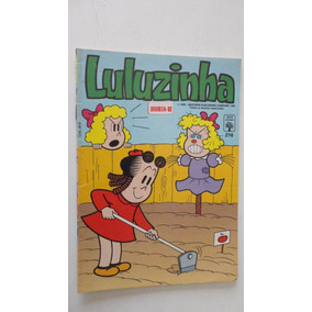 4 Gibis Luluzinha Nºs 73-126-216-218 Ed. Abril