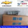 Broche Cinturon De Seguridad Chevrolet Todos