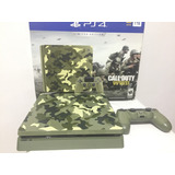 Playstation 4 Camufldo Slim Ps4