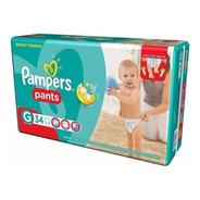 Pampers Pants Grande De 40 Pañales X 3 Paquetes