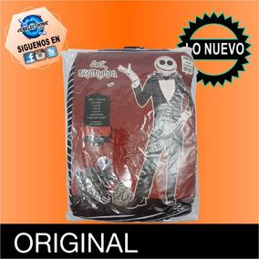 Disfraz De Jack Skelington Adulto Original Somos Tienda H366