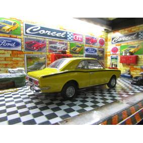 Garagem Corcel Gt Amarelo