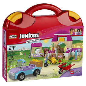 10746 Lego Juniors - Malinha Da Fazenda Da Mia