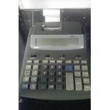 Calculadora Cifra Con Impresora De Ticket 2 Colores