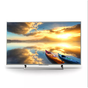 Televisor Sony Kd55x727e 4k Ultra Hd Alto Rango Dinámico Hdr