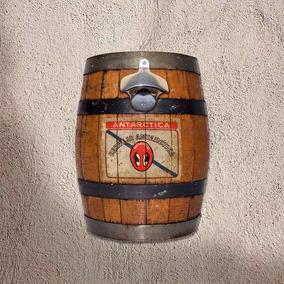 Abridor De Garrafa Parede Cervejas Bebidas Jack Daniel´s