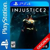 Injustice 2 Ps4 Digital Mercadolider Elegi Reputacion