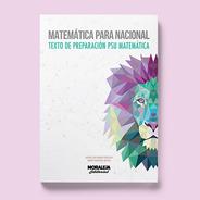 Matemática Para Nacional #ed.moraleja #pdt #psu #2020